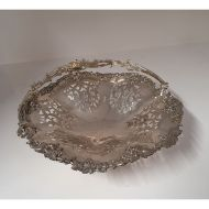 Top Quality Victorian Silver Plated Basket