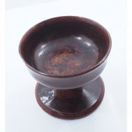 Fine Early 19th Century Russian Treen Bowl