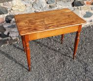 Charming Simple Victorian Scottish Side Table