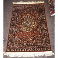 Superb Quality Small Size Silk Rug