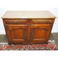 Fine Early French Cherrywood Buffet
