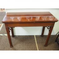 18th Century Chippendale Style Hall Table