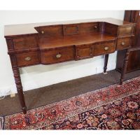 Georgian Scottish Mahogany Sideboard