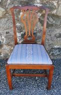 18th Century George 3rd Walnut Hand Chair